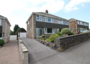Thumbnail 3 bed semi-detached house for sale in Paddock Lane, Halifax