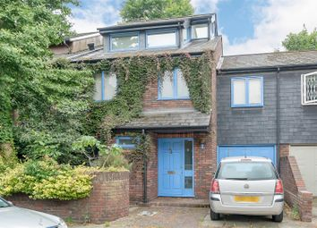 Thumbnail 3 bed terraced house to rent in Glentham Road, London