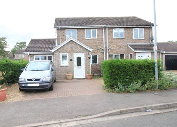 Thumbnail 4 bed semi-detached house for sale in Ash Place, Stamford