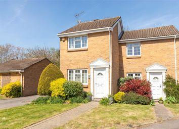 Thumbnail 2 bed semi-detached house for sale in Finnart Close, Weybridge, Surrey