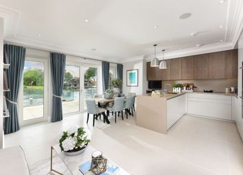 Thumbnail 4 bed town house for sale in Taplow Riverside, Taplow