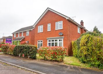 Thumbnail 4 bed detached house for sale in Cromhamstone, Aylesbury