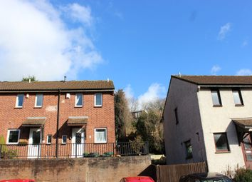 Thumbnail 2 bed end terrace house for sale in Truro Drive, Plymouth