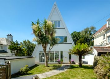 Thumbnail 4 bed detached house for sale in Kings Road, Penzance, Cornwall