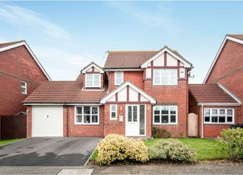 Thumbnail 4 bedroom detached house for sale in Clayton Mill Road, Stone Cross, Pevensey