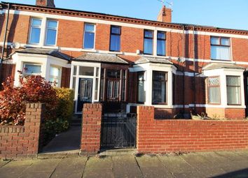 Thumbnail 4 bedroom terraced house for sale in Morpeth Avenue, South Shields, Tyne And Wear