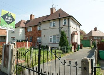 Thumbnail 3 bed terraced house for sale in Seaton Crescent, Aspley, Nottingham