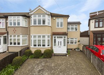 Thumbnail 4 bed semi-detached house for sale in Amery Gardens, Gidea Park