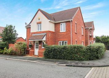 Thumbnail 4 bed detached house for sale in Hulme Close, Bromborough, Wirral