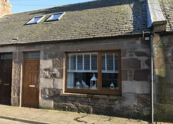 Thumbnail 2 bed terraced house for sale in East End, Gourdon, Montrose