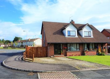 Thumbnail 3 bed semi-detached house for sale in Glenview Close, Newtownabbey
