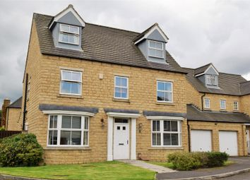 Thumbnail 6 bed detached house for sale in Rowan Way, Northowram, Halifax