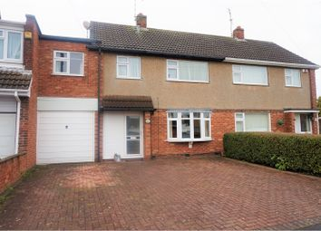 Thumbnail 4 bed town house for sale in Westmorland Avenue, Wigston