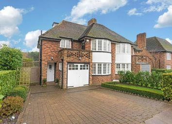 Thumbnail 4 bed semi-detached house for sale in Maurice Walk, Hampstead Garden Suburb, London