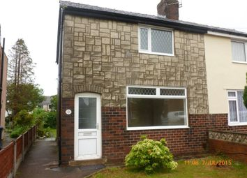 Thumbnail 2 bedroom semi-detached house to rent in Mercer Road, Lostock Hall, Preston