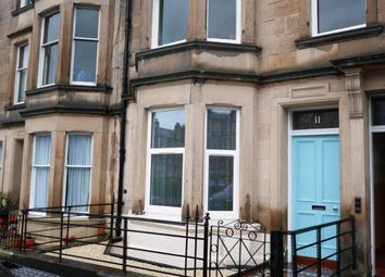 Thumbnail 1 bed flat to rent in Comely Bank Terrace, Edinburgh