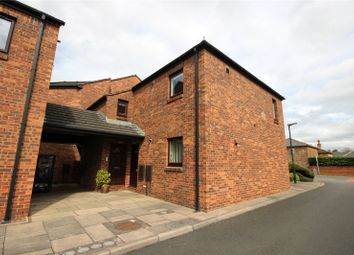 Thumbnail 2 bed flat for sale in 6 Wheelbarrow Court, Scotby, Carlisle, Cumbria