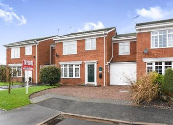 Thumbnail 4 bed property for sale in Heron Close, Worcester, Worcestershire