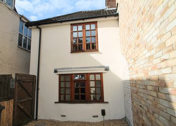 Thumbnail 3 bedroom terraced house for sale in Commercial Road, Ashley Cross, Poole