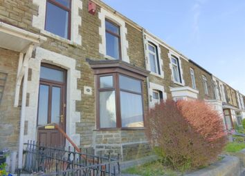 Thumbnail 3 bedroom terraced house for sale in St Johns Road, Manselton, Swansea