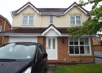 Thumbnail 4 bed detached house to rent in Woodpecker Place, Worsley