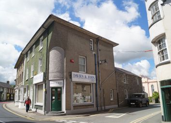 Thumbnail 1 bed town house for sale in Halifax Building, Sycamore Street, Newcastle Emlyn