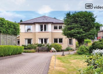 Thumbnail 2 bed flat for sale in Ellergreen Road, Bearsden, Glasgow