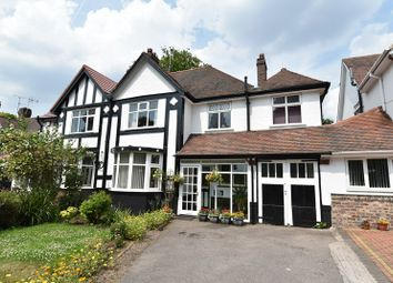Thumbnail 4 bed semi-detached house for sale in Edgbaston Road, Moseley, Birmingham
