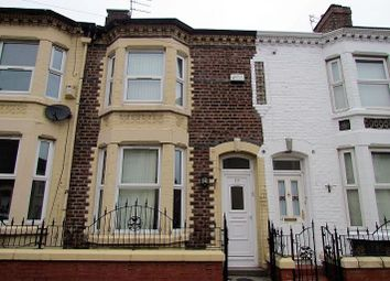 Thumbnail 3 bed terraced house for sale in Hawkesworth Street, Anfield, Liverpool