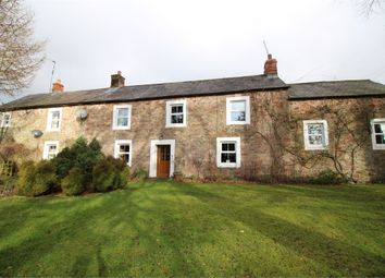 Thumbnail 6 bed detached house for sale in Crook Farm And Cottage, Lyneholmeford, Roweltown, Cumbria
