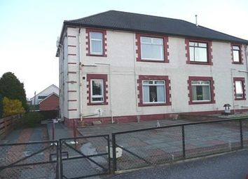 Thumbnail 1 bed flat to rent in Irvine Road, Crosshouse Kilmarnock