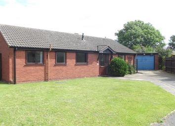 Thumbnail 3 bed bungalow to rent in Bestwood Village, Nottingham