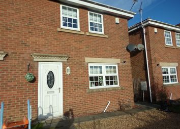 Thumbnail 3 bedroom semi-detached house for sale in Chase Meadows, Blyth