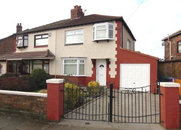Thumbnail 3 bed semi-detached house for sale in East Orchard Lane, Fazakerley, Liverpool