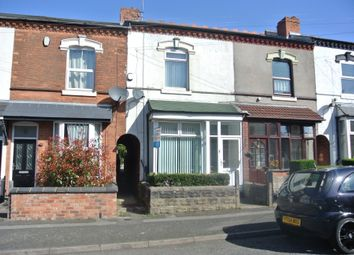 Thumbnail 2 bed terraced house to rent in Hermitage Road, Erdington, Birmingham
