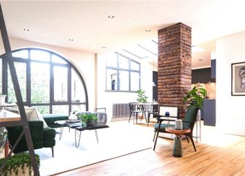 Thumbnail 2 bed flat for sale in Flat 22, 7 Old Town, Clapham, London