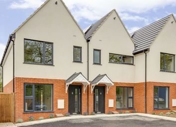 Thumbnail 3 bed terraced house for sale in Sterling Court, Mundells, Welwyn Garden City, Herts