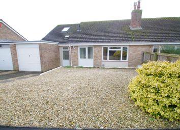 Thumbnail 3 bedroom semi-detached bungalow for sale in Moor Lea, Braunton