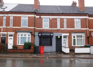 Thumbnail Retail premises for sale in Shop, 132, Gulson Road, Coventry