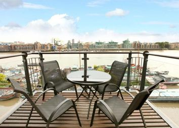 Thumbnail 2 bed flat to rent in Springalls Wharf Apartments, 25 Bermondsey Wall West, London