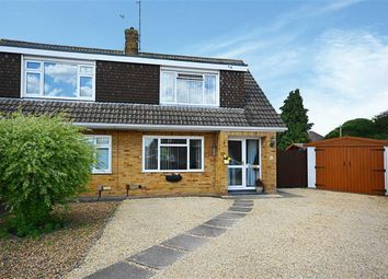 Thumbnail 3 bed semi-detached house for sale in Manor Park, Longlevens, Gloucester