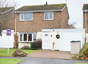 Thumbnail 3 bed link-detached house for sale in Deansfield, Cricklade