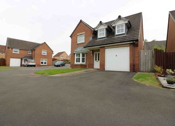 Thumbnail 4 bed detached house for sale in Blackhill Court, Summerston