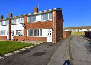 Thumbnail 3 bedroom end terrace house for sale in Shadwells Road, Lancing, West Sussex