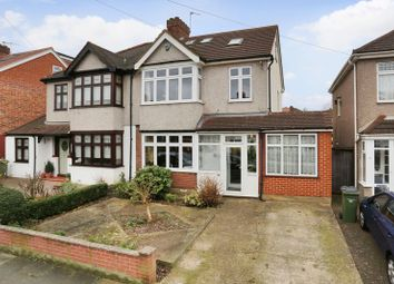 Thumbnail 4 bed semi-detached house for sale in Cadwallon Road, London