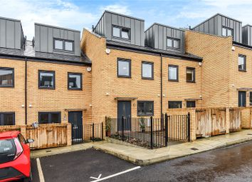 Thumbnail 3 bed terraced house for sale in Swannells Walk, Chorleywood, Rickmansworth, Hertfordshire