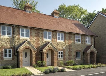 Thumbnail 3 bedroom terraced house for sale in Old School Close, Horsham Road, Petworth, West Sussex