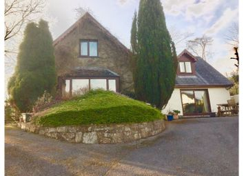 4 bed detached house for sale in Llansteffan, Carmarthen SA33