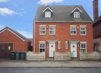 Thumbnail 3 bed semi-detached house for sale in Church Lane, West Bromwich, West Midlands