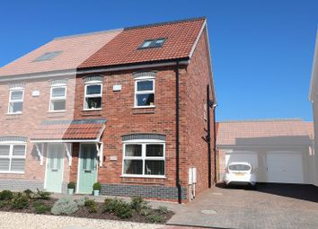 Thumbnail 3 bed semi-detached house for sale in Plot 287, The Ancholme, Falkland Way, Barton-Upon-Humber, North Lincolnshire